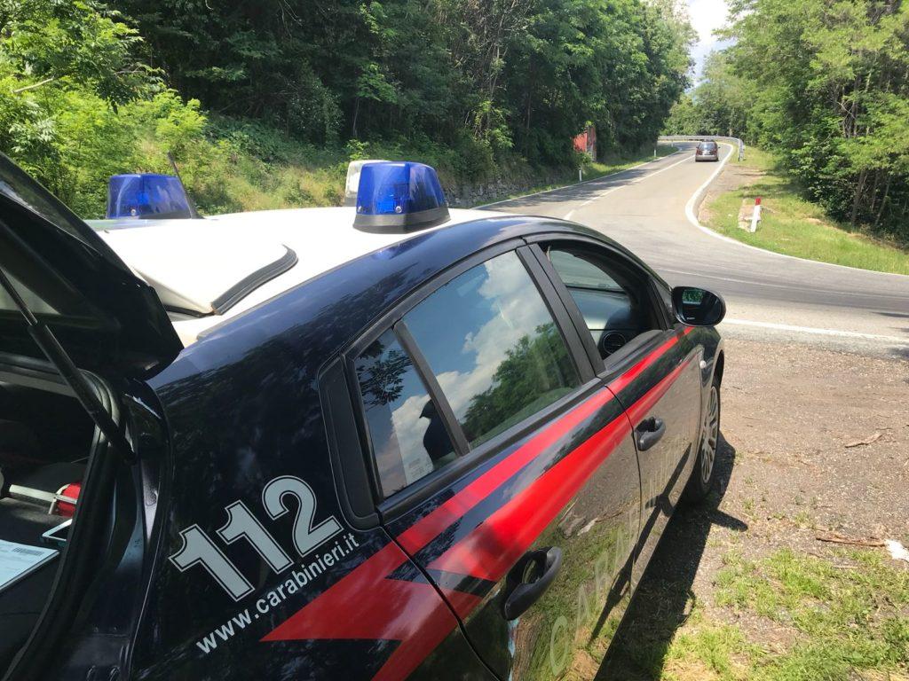 Sicurezza stradale: fine settimana di intenso lavoro per i Carabinieri in Alta Valle di Susa