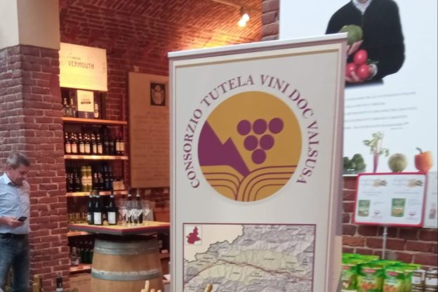 I vini della Valle di Susa conquistano Eataly