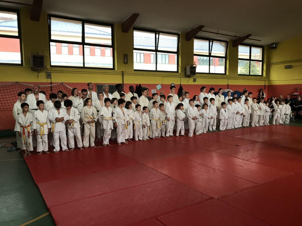 Un anno di sport e integrazione per il Judo Alpignano