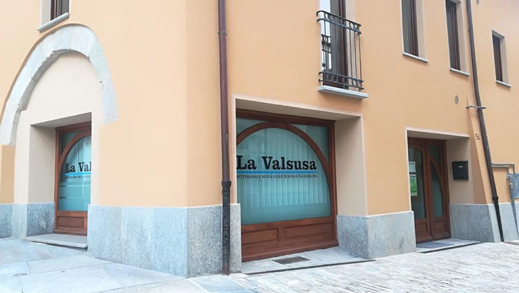 L'ufficio giavenese de La Valsusa si è trasferito in via XX settembre, 54