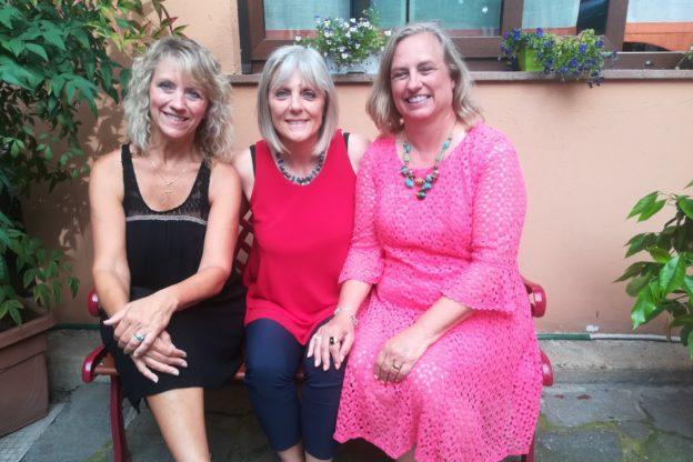 La Valsusa e il Texas uniti dalle sorelle Laury e Lindy Listello