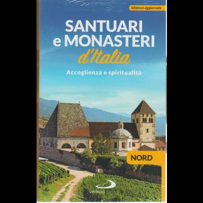 """Valle di Susa grande protagonista nella guida """"Santuari e monasteri d'Italia"""""""