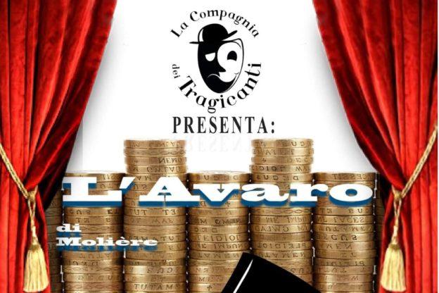 """Venerdì 15 giugno c'è """"L'Avaro"""" al Magnetto di Almese"""