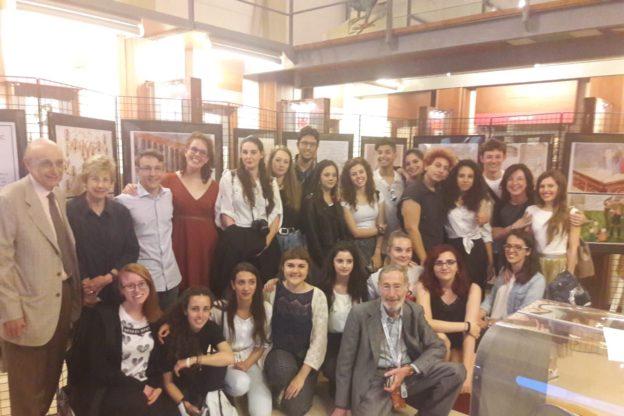 """Gli studenti del """"Rosa"""" di Susa e Bussoleno al Festival degli Archivi di Torino"""