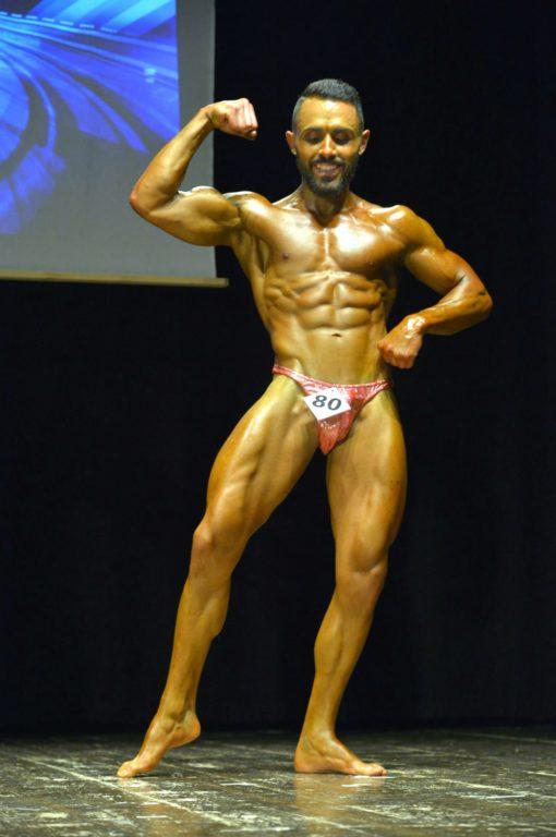 Susa, brillante quinto posto per Fabio Dolce al campionato italiano di Body Building naturale