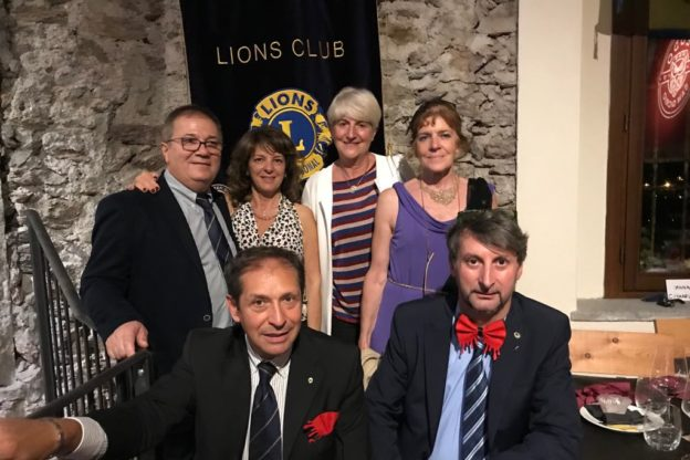 Generosità e divertimento per il Lions Villarbasse al Feudo di San Giorio