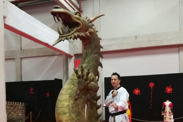 """Domenica 1° Luglio, i """"gladiatori"""" di taekwondo arrivano a Susa"""