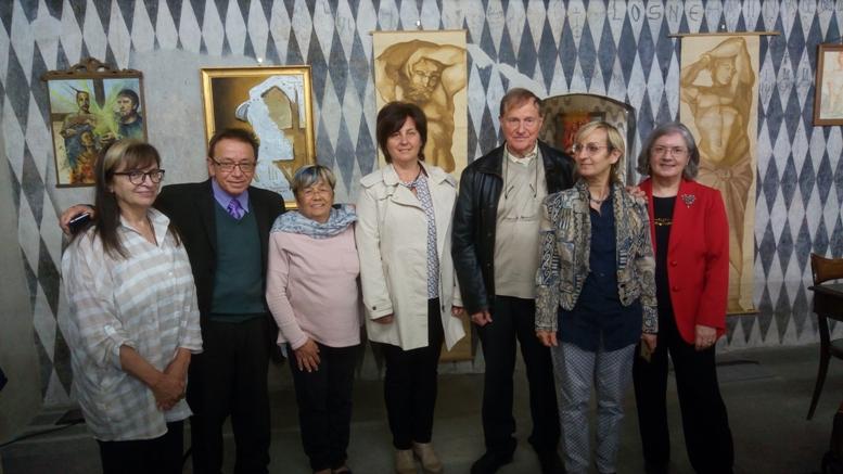 Un pomeriggio culturale alla Casa degli Affreschi di Novalesa