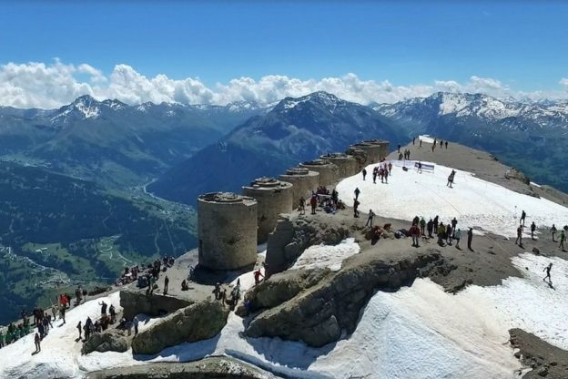 Il 23 e il 24 giugno, a Cesana, si rievoca la Battaglia delle Alpi del 1940