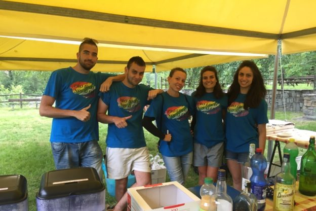 Novalesa, un successone la passeggiata gastronomica del 24 giugno
