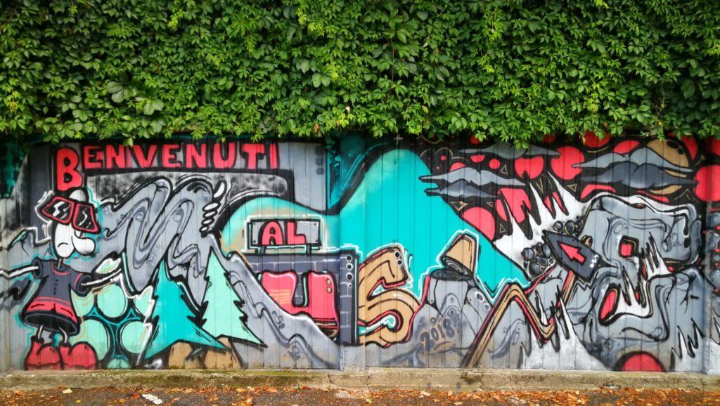 Prolungati i tempi per il bando murales 2019 a Caselette