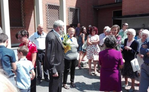 Condove, festa per i 30 anni di sacerdozio di don Luigi Chiampo