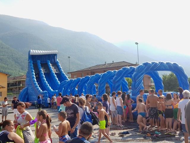 "Sant'Antonino, domenica a ""tutto splash"" in Valsusa"