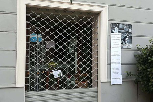 Giaveno, dopo più di trent'anni di attività ha chiuso L'Isola del Libro