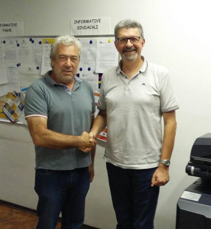 Cambio della guardia alla CNA di Susa: Torasso è il nuovo presidente