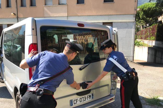 Arrestato passeur sul valico del Moncenisio: 50 Euro per un viaggio nel bagagliaio