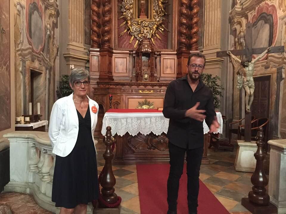 """Inaugurata domenica 1° luglio al MuDi Susa la mostra """"Maria Maddalena. Il fascino della donna"""""""