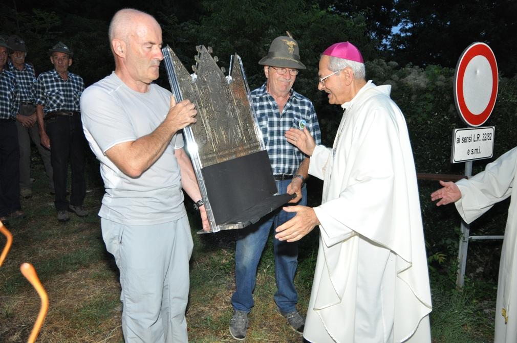 La Diocesi di Susa si è stretta attorno al Trittico di Rotario