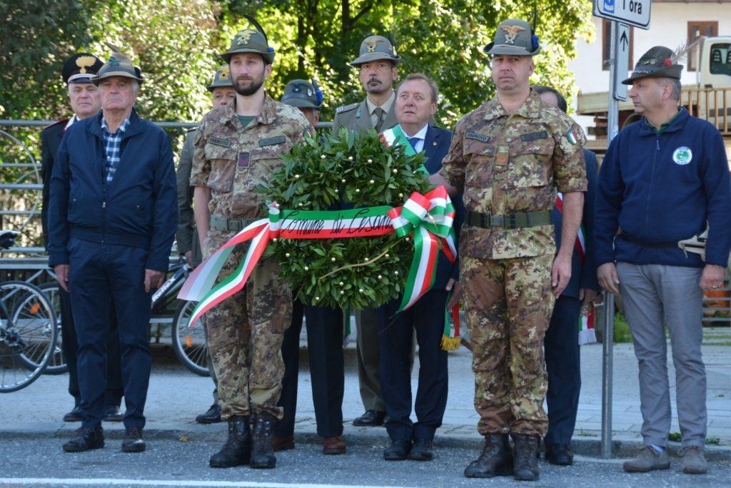 Valsusa, un successo la festa degli Alpini a Cesana