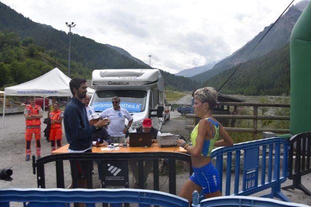 La vincitrice, Alessia Scaini