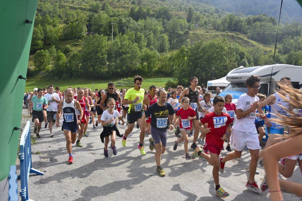 Sauze di Cesana, Grandis e Scaini vincono la 40ma Camminata della Valle Argentera