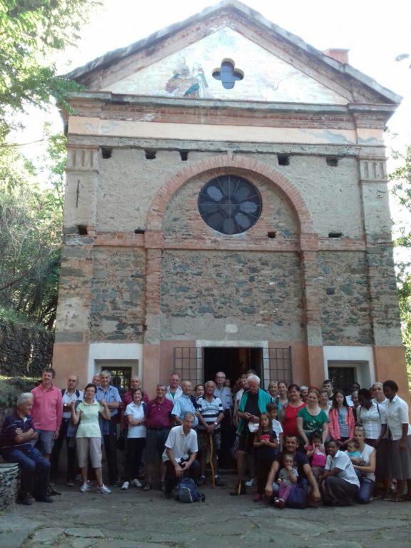 La Festa alla Cappella di Sant'Anna a Novaretto