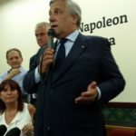 Il presidente dell'Europarlamento, Antonio Tajani