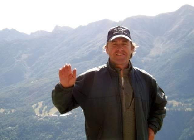 L'Alta Valsusa ha salutato commossa Vincent Hawkins