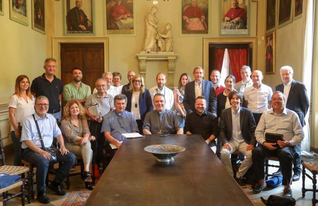 I giornali diocesani piemontesi si sono incontrati a Fossano