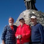 Guido Bessone, in vetta sul Rocciamelone a 93 anni
