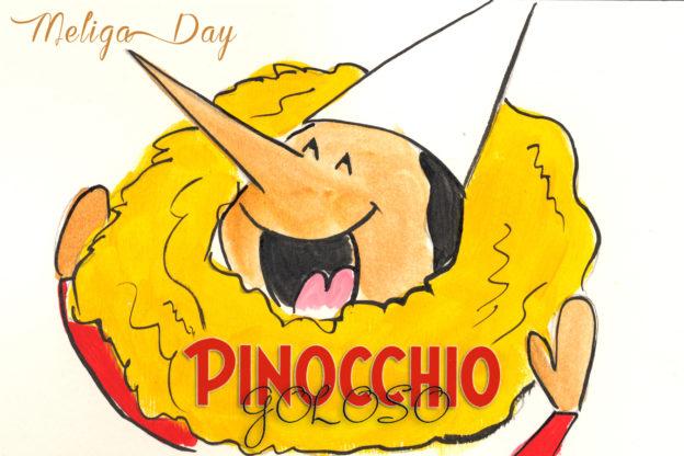 A Pinocchio piacciono le paste di meliga di Sant'Ambrogio