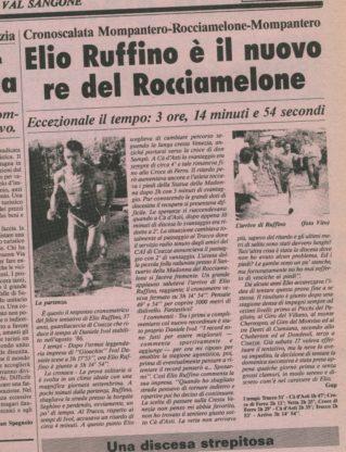 Elio Ruffino La Valsusa