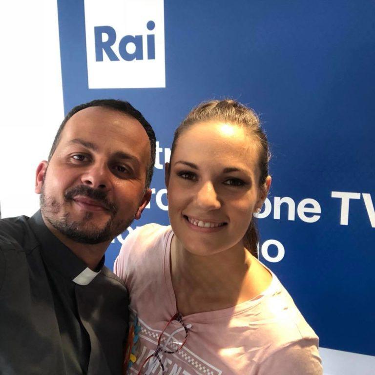 Dopo La Prova del Cuoco, Giulia Anghelone è tornata a Rosta