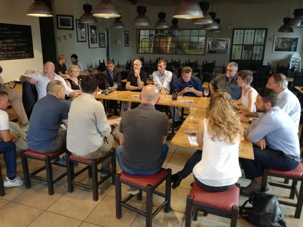 L'Unione Industriale a Sant'Ambrogio per aiutare le p.m.i. a ripartire
