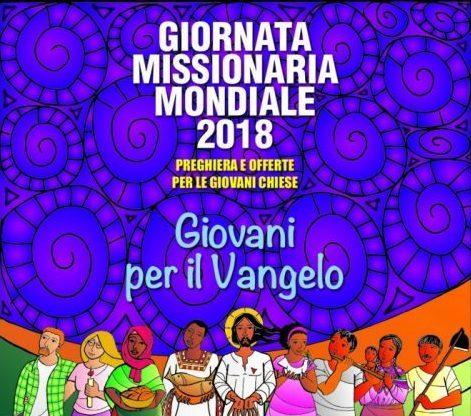 Giovani per il Vangelo: è questo lo slogan per la Giornata missionaria mondiale 2018