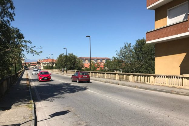 Alpignano, 1,5 milioni di euro per lavori sul ponte nuovo