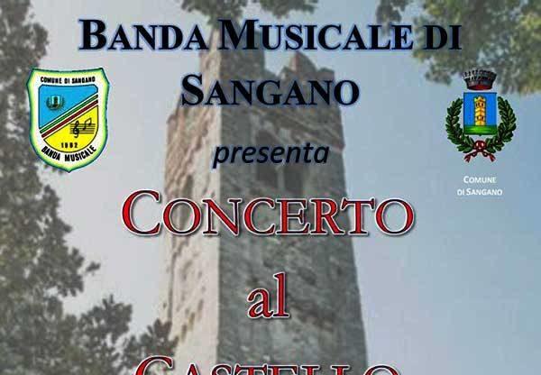 A Sangano, domenica 30 settembre, c'è il Concerto al Castello