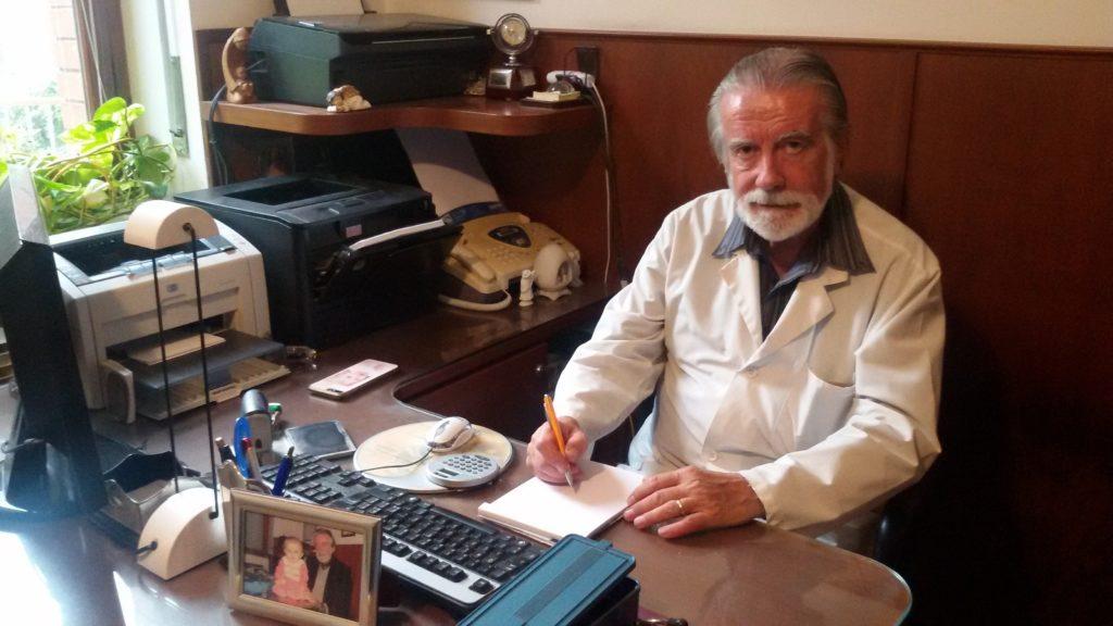 Susa, il dottor Pierangelo Giorio è andato in pensione