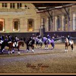 La tranese Elena Garda trionfa alla Cavallerizza Caprilli di Pinerolo