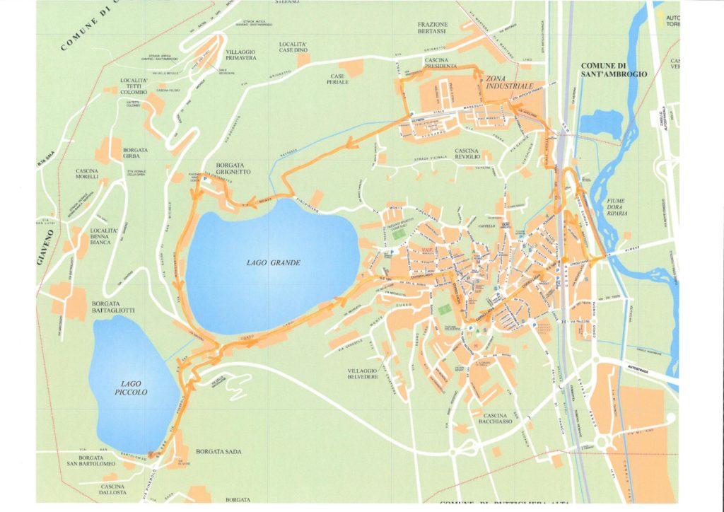 """Sabato 22, ad Avigliana, c'è la """"biciclettata"""" di settembre"""
