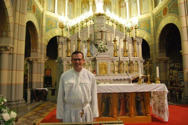 Giaveno, Padre Giacinto è il nuovo rettore del Santuario del Selvaggio