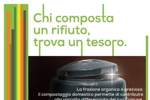 Incontri sul compostaggio domestico anche ad Avigliana