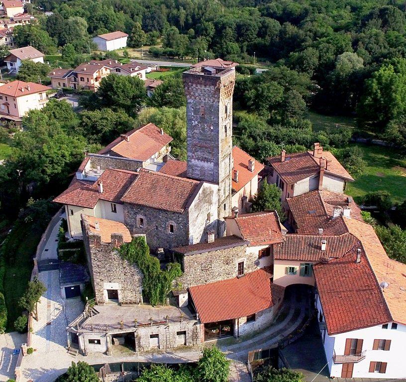 Almese, un crowdfunding per salvare il Ricetto di San Mauro