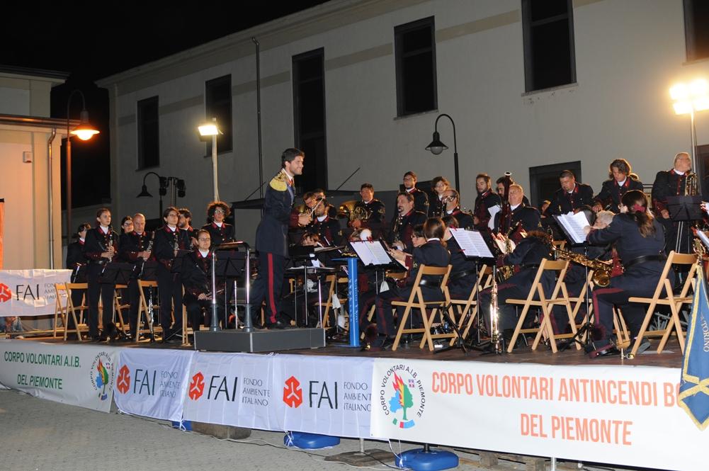 Incendi in Val di Susa, un successo il concerto promosso dal Fai