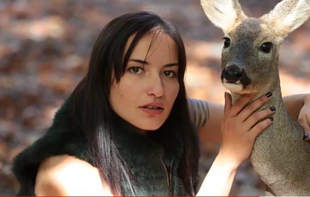 Nei boschi di Giaveno c'è un capriolo che ama farsi fotografare / Il video di Giorgio Basso