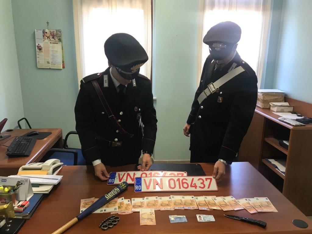 I Carabinieri scoprono banconote false in Val di Susa e arrestano due uomini