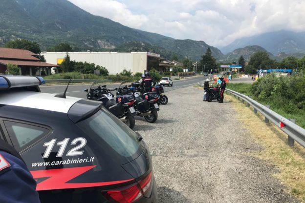 """I Carabinieri arrestano il """"pendolare dei furti"""" in Val di Susa: è un torinese"""