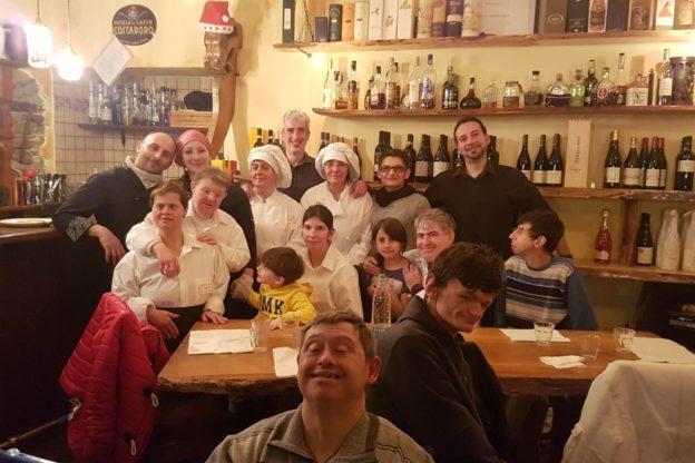 """Giaveno, lunedì 22 torna la ristorazione sociale di """"Un Colibrì all'Arcano"""""""