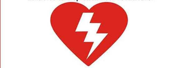 A Sangano sarà inaugurato il terzo defibrillatore pubblico della Val Sangone