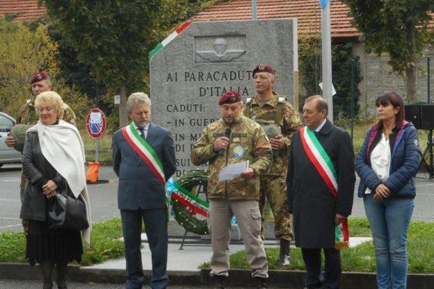 Il Nucleo Paracadutisti Val Susa ha ricordato la battaglia di El Alamein